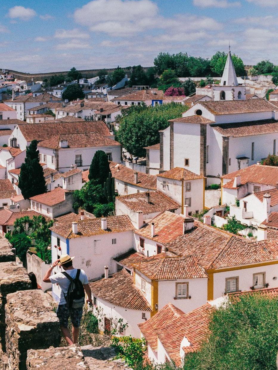 village obidos voyage au portugal