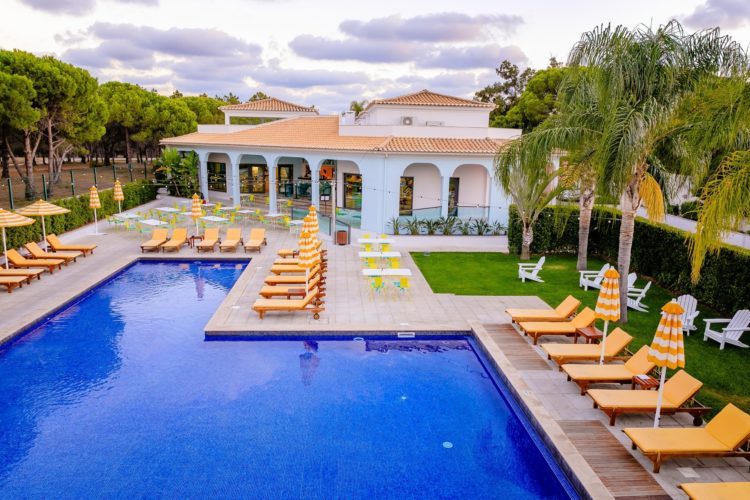 hotel avec piscine au portugal