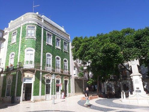 ville en algarve au portugal voyage en famille