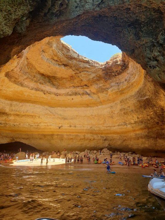 plage au portugal en famille algarve