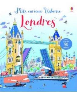 Ptits curieux Londres usborne
