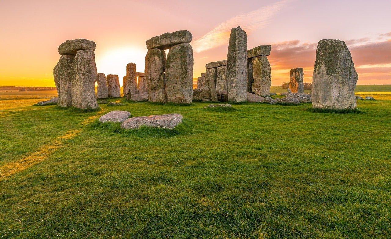 Stonehenge angleterre voyage en famille