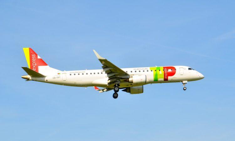 avion portugal se déplacer