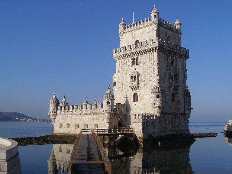 tour de belem à lisbonne portugal voyage en famille