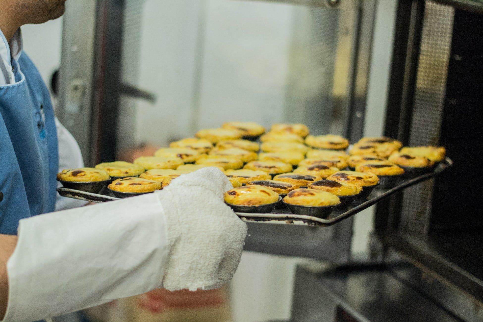 pasteis de nata gateau portugais