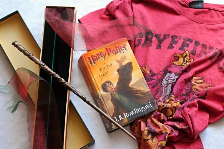 souvenirs harry potter