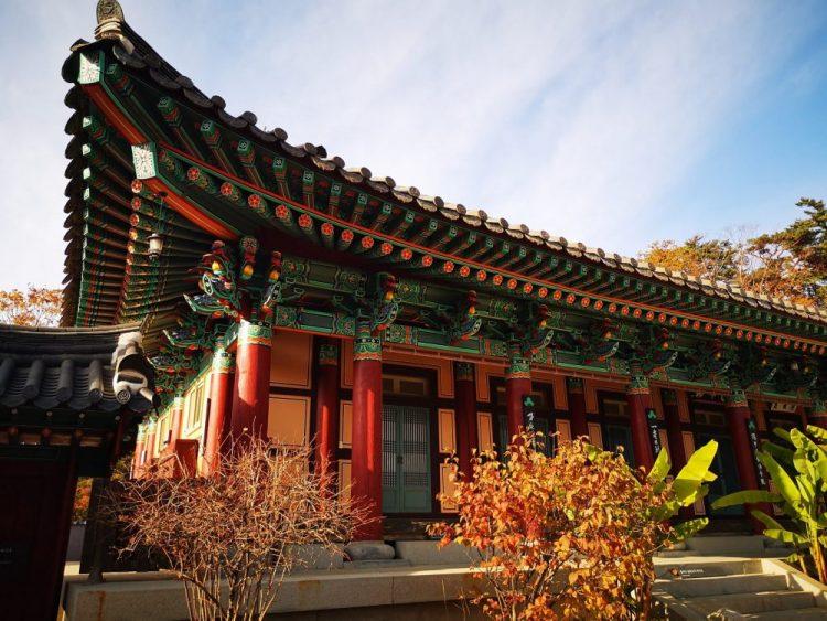 temple haiensa coree du sud