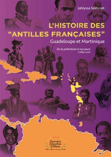 Livre L-histoire-des-Antilles-francaises