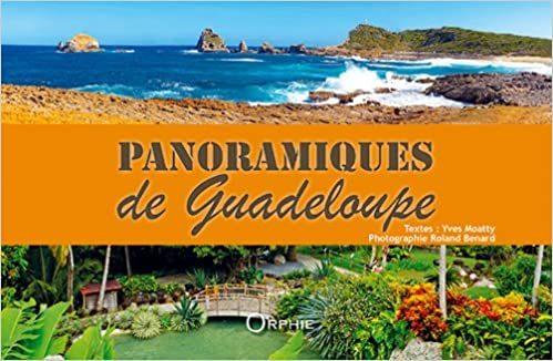 Livre Panoramiques de Guadeloupe