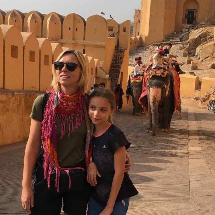 Amber palace rajasthan inde