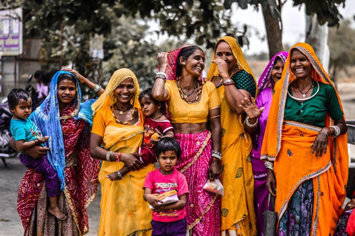 femmes en indes