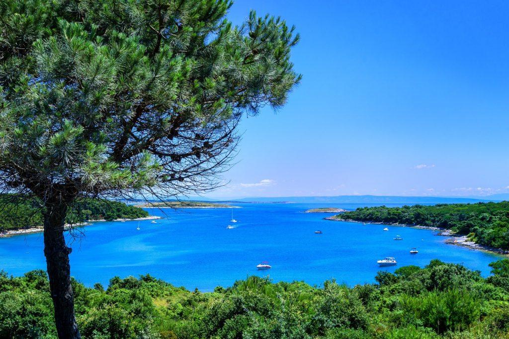 mer adriatique croatie voyage en famille