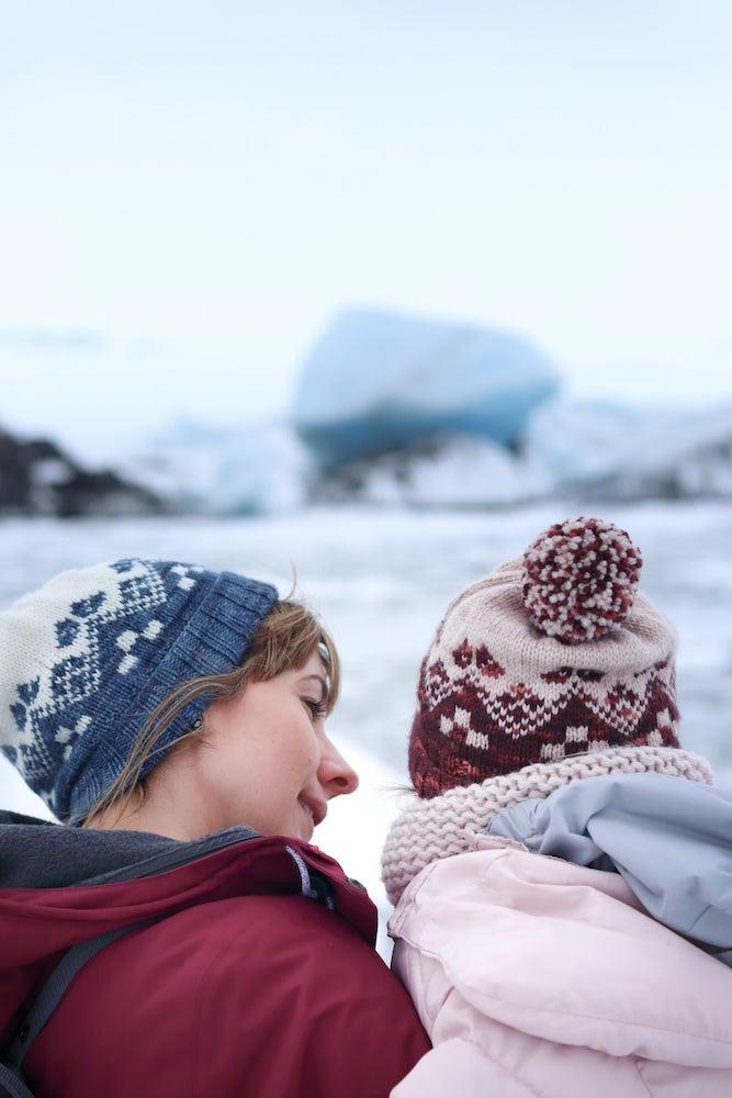 islande sejour famille hiver
