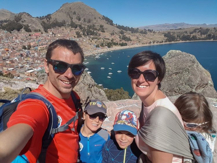 famille en bolivie voyage en famille