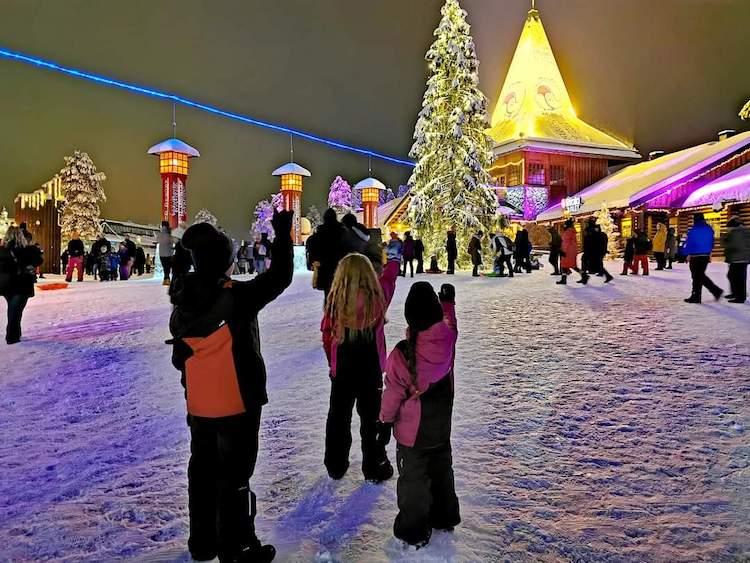 activite kidfriendly finlande hiver famille