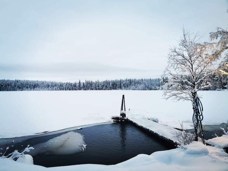 finlande hiver voyage