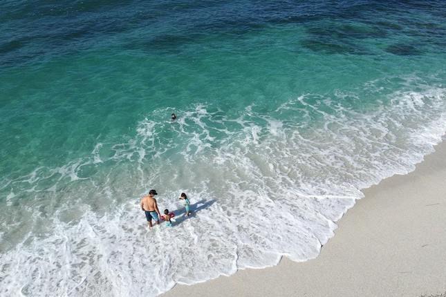 Sardaigne_voyage famille enfant plage