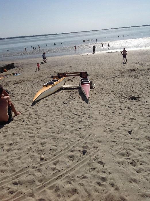 vacances en baie de somme voyage en famille plage