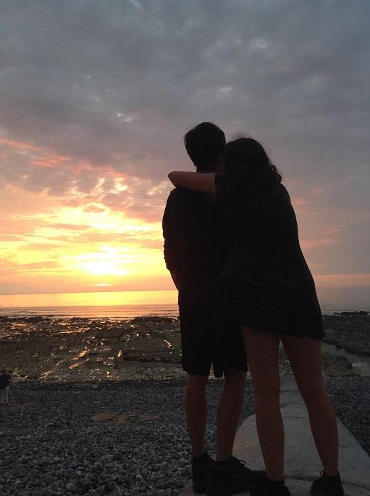 vacances en baie de somme voyage en famille sunset