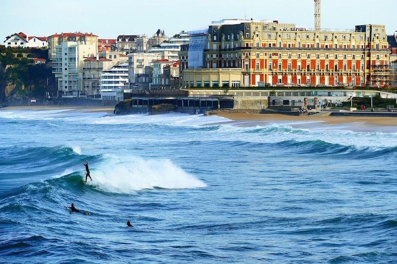 biarritz pays bas