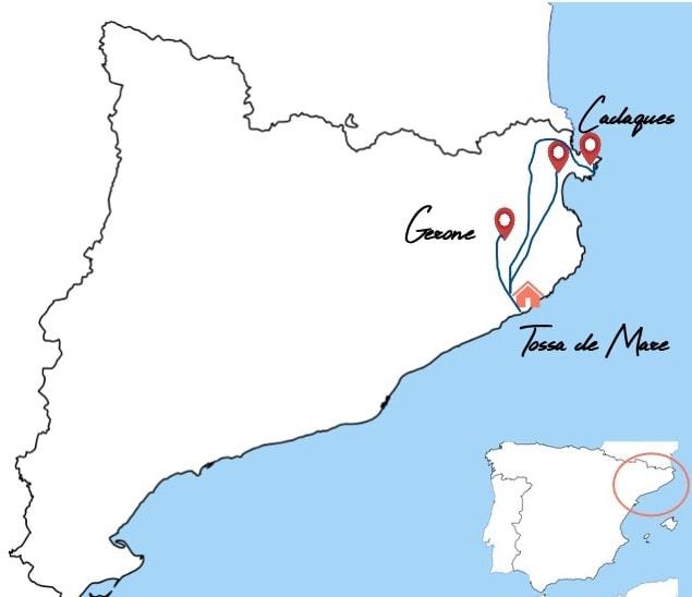 Nos découvertes en Catalogne en famille