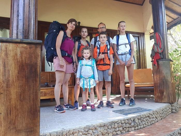 famille bali vacances