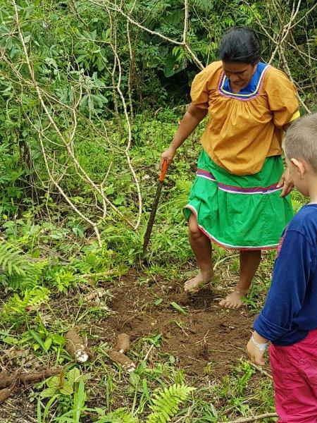 voyage en famille equateur amazonie