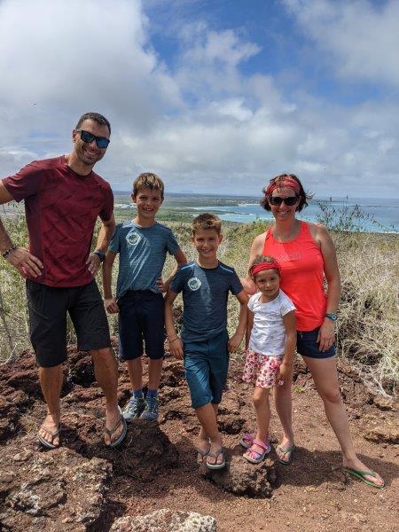 voyage galapagos en famille equateur isabela