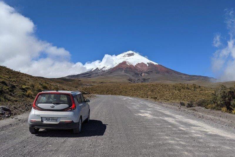 voyage en famille equateur road trip volcan cotopaxi