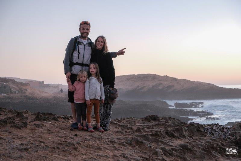 voyager au maroc en famille