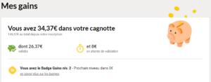 cash back igraal bons plan gagner argent voyage