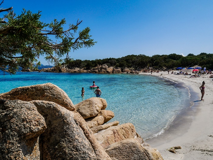 sardaigne voyage en famille plage capriccioli