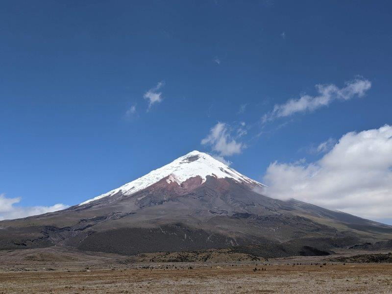voyage en famille equateur cotopaxi volcan randonnée