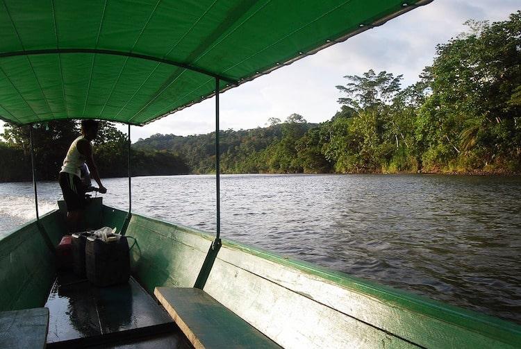 découvrir amazonie en pirogue en équateur