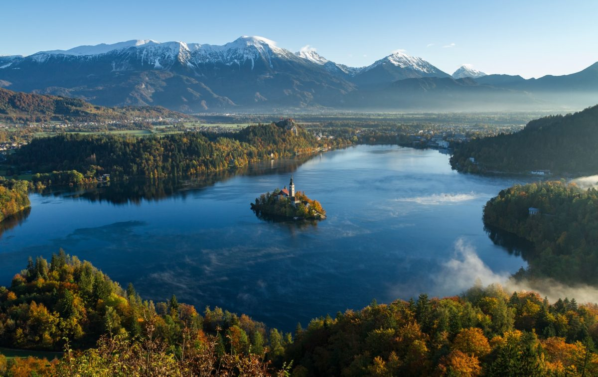 voyage famillle slovénie