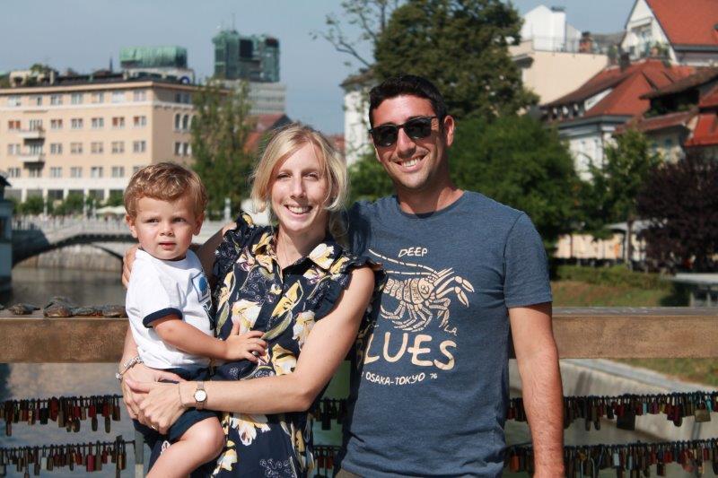 Slovénie voyage famille enfant Ljubljana