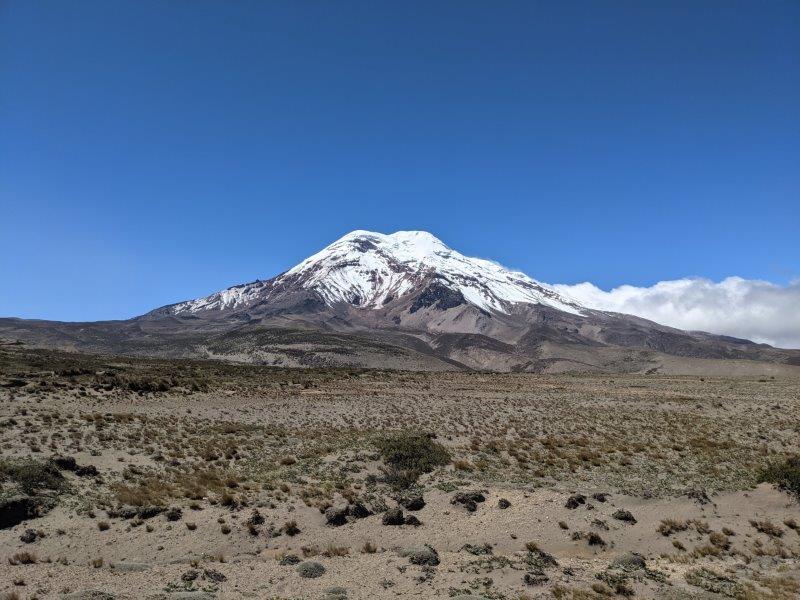 voyage equateur randonnée chimborazo